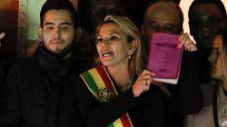 Jeanine Áñez se declara presidente da