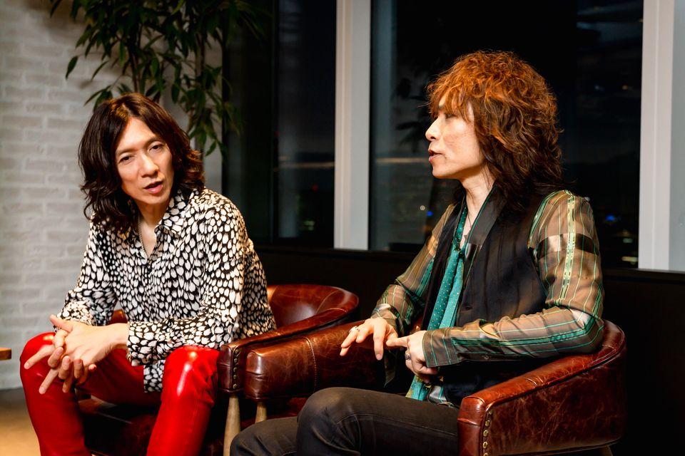 「当時は多かったけど、ライブハウスシーンで出会うバンド、今は少なくなったかもしれないですね」(HEESEY)