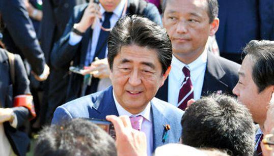 「桜を見る会」ツアー、安倍首相の事務所から案内。地元有権者が語る