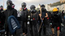 Hong Kong Readies For More Chaos As Violence Spreads