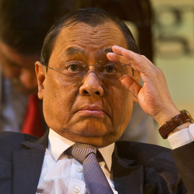 Chief Justice of India Ranjan Gogoi, attends a book release function in Gauhati, Assam, India, Sunday,...
