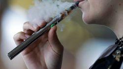 액상 담배 폐질환의 주범으로