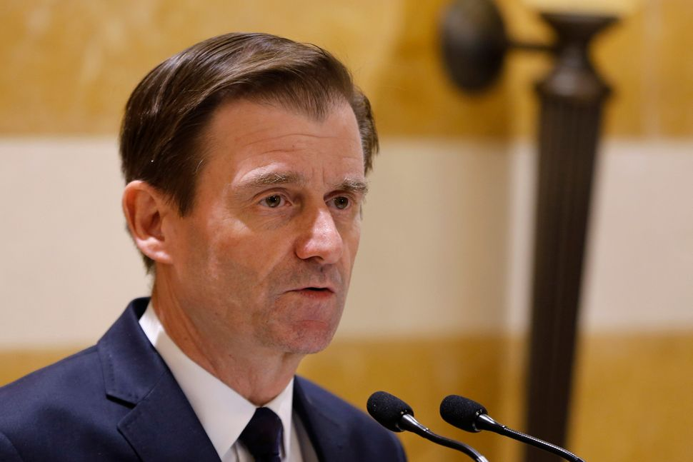 Undersecretary of State for Political Affairs David Hale will publicly testify Nov. 20 in the House's impeachment investigati
