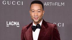 El cantante John Legend, elegido el hombre vivo más sexy del mundo por