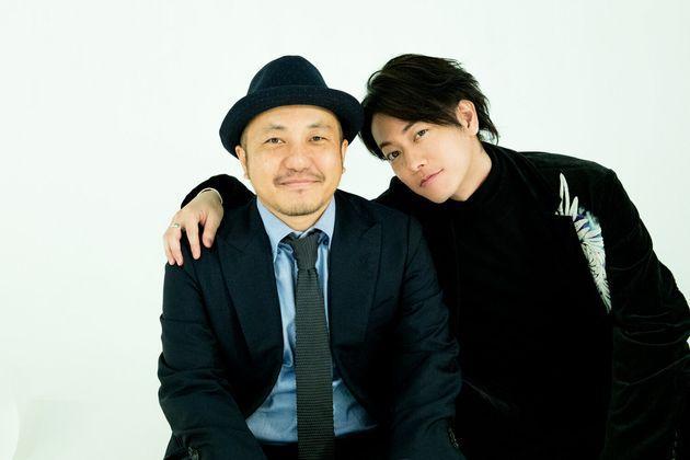 白石和彌監督、佐藤健さん