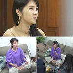 방송인 김경란이 처음으로 이혼에 대한 심경을