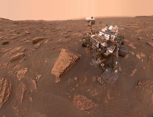 Αινιγματικές αυξομειώσεις και στο οξυγόνο (μετά το μεθάνιο) ανίχνευσε το Curiosity της