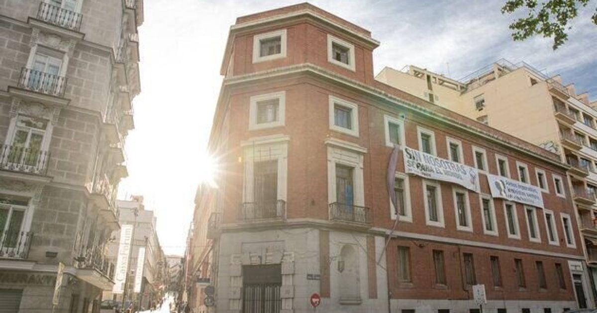 La policía desaloja de madrugada La Ingobernable, la casa del activismo en Madrid