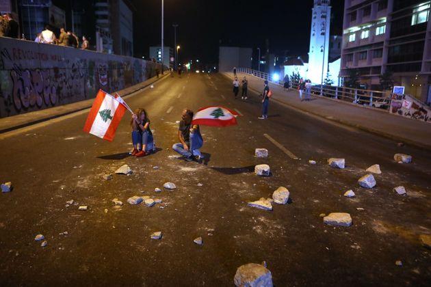 Αληθινά πυρά από στρατιώτη κατά διαδηλωτών στον Λίβανο - Νεκρός ένας