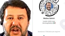 Salvini approda su Tik Tok e punta agli elettori del