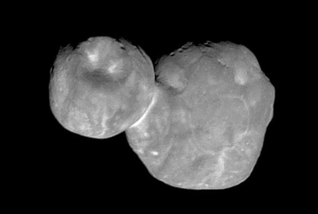 Ultima Thule, dont le nom technique est 2014 MU69, avait été surnommé ainsi d'après...