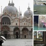 Venezia per l'80% sott'acqua. Brugnaro: