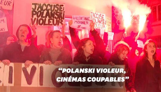 """À Paris, l'une des avant-premières de """"J'accuse"""" de Polanski annulée après une"""