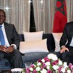 Le président du Sénégal Macky Sall au