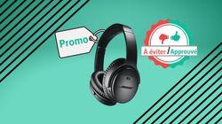 Le casque Bluetooth Bose QC 35 II en promo à la Fnac, on valide ou