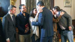 Las bases de Podemos aprueban por abrumadora mayoría el acuerdo con el