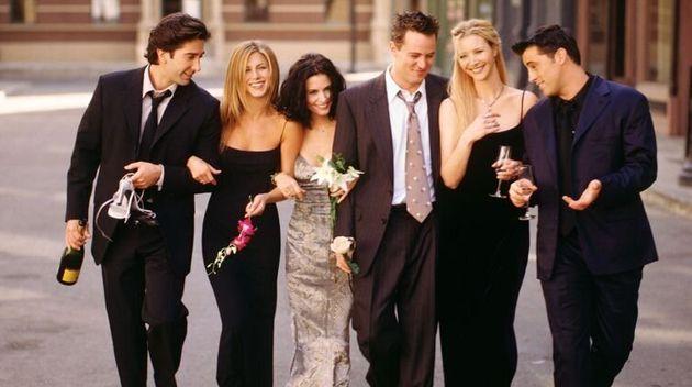 Les six acteurs et actrices de la série