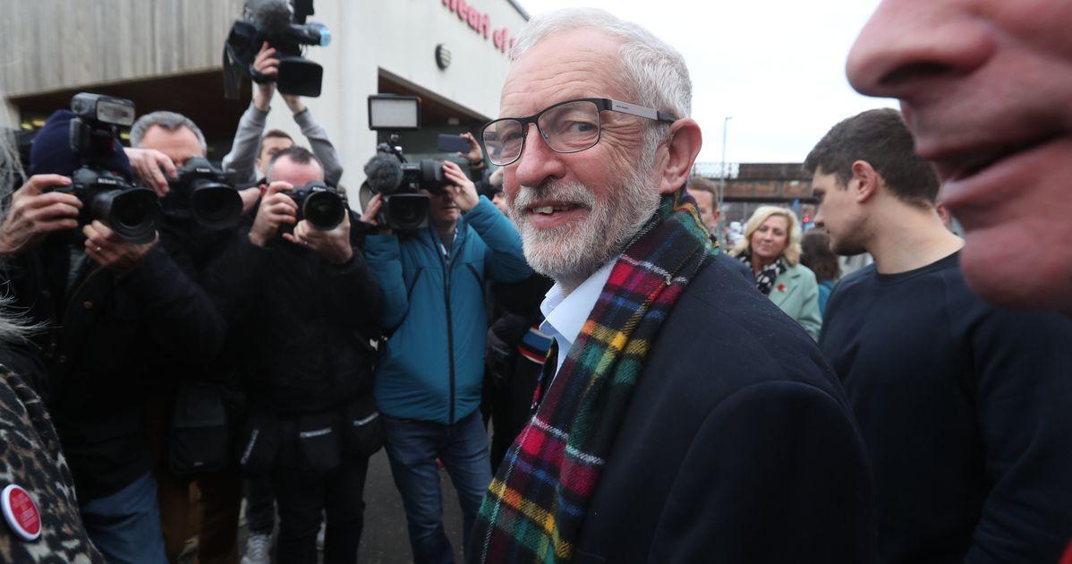 Man Who Yelled 'Terrorist Sympathiser' At Corbyn Was 'Behind Torrent Of Bigoted Tweets'