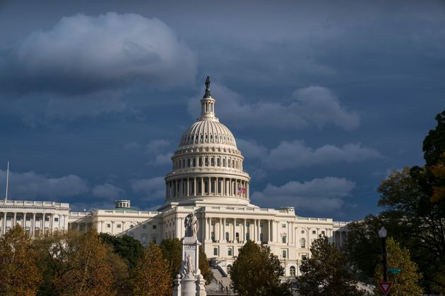 The U.S. Capitol is seen here in Washington, D.C., on Tuesday, a day before the U.S. House begins public...