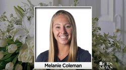Muere a los 20 años la gimnasta Melanie Coleman tras una caída mientras