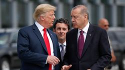 Trump To Welcome Turkey's Erdogan To White House Amid Stressed