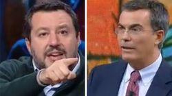 Floris a Salvini sulle minacce a Segre: