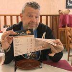 El dueño del restaurante 'A la parrilla', enfadado con Chicote tras su visita: