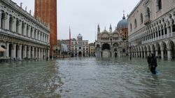 Une marée historique a inondé