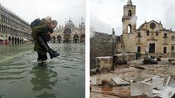 Da Venezia a Matera l'emergenza climatica è qui, è ora, è in