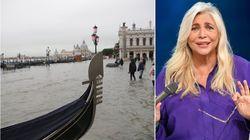 """Mara Venier all'Huffpost: """"Mi ricordo il '66, Venezia resta indifesa. È"""
