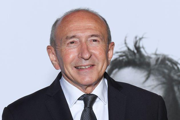 Gérard Collomb ici à Lyon le 18 octobre