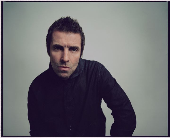 "Liam Gallagher's second solo album, out now, is called ""Why Me? Why Not."""