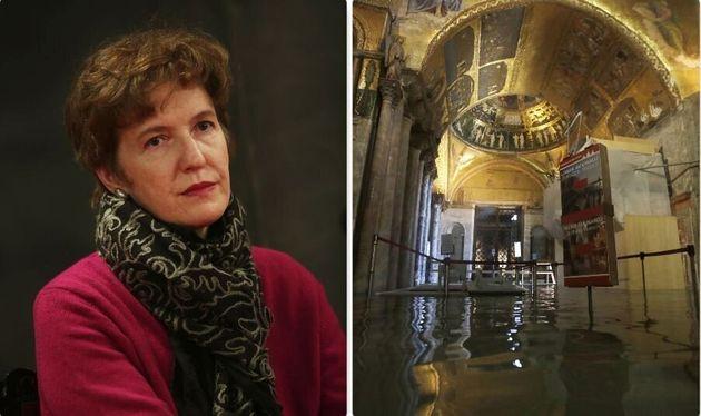 Emanuela Carpani - la cripta della Basilica di San