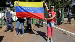 Às vésperas de reunião dos Brics, grupo ligado a Guaidó ocupa embaixada da Venezuela em