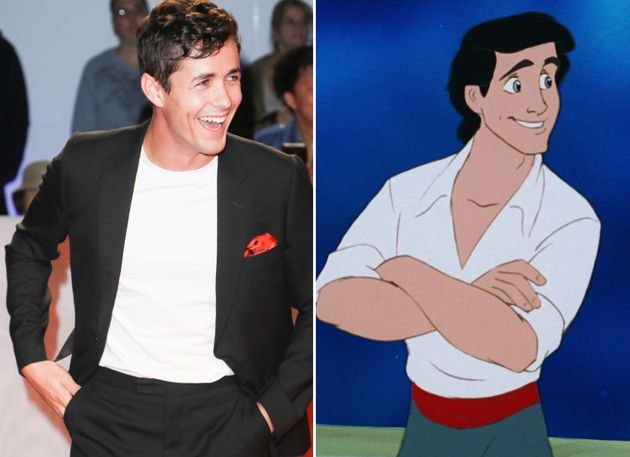 Jonah Hauer-King is reportedly playing Prince Eric's in Disney's new remake of The Little