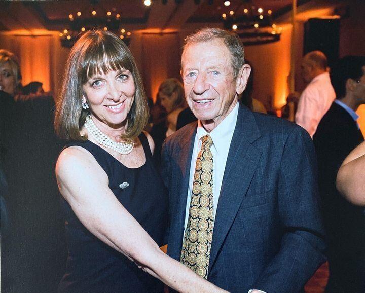 Janet Albaugh et son mari