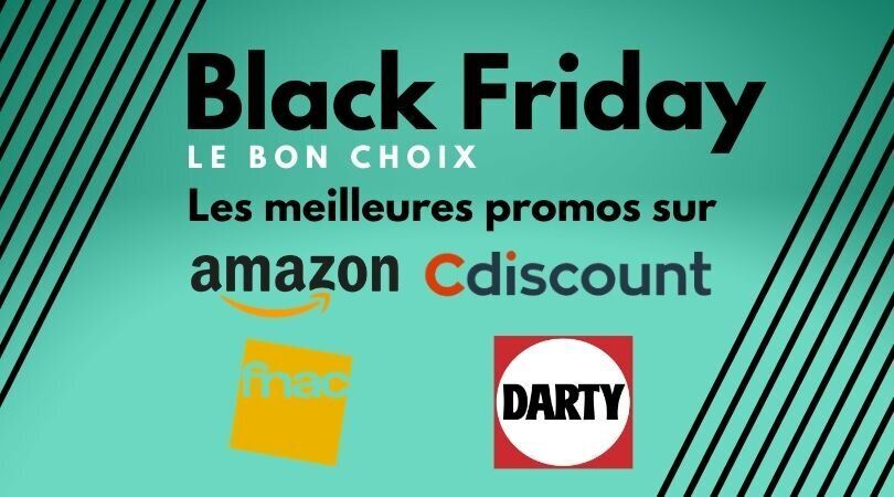 Darty : le meilleur des bonnes affaires du Black Friday Le