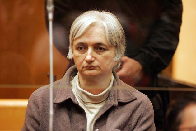Monique Olivier, ici au palais de justice de Charleville-Mézières en mai