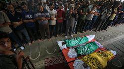 23 palestinos muertos ya en Gaza en la nueva escalada con