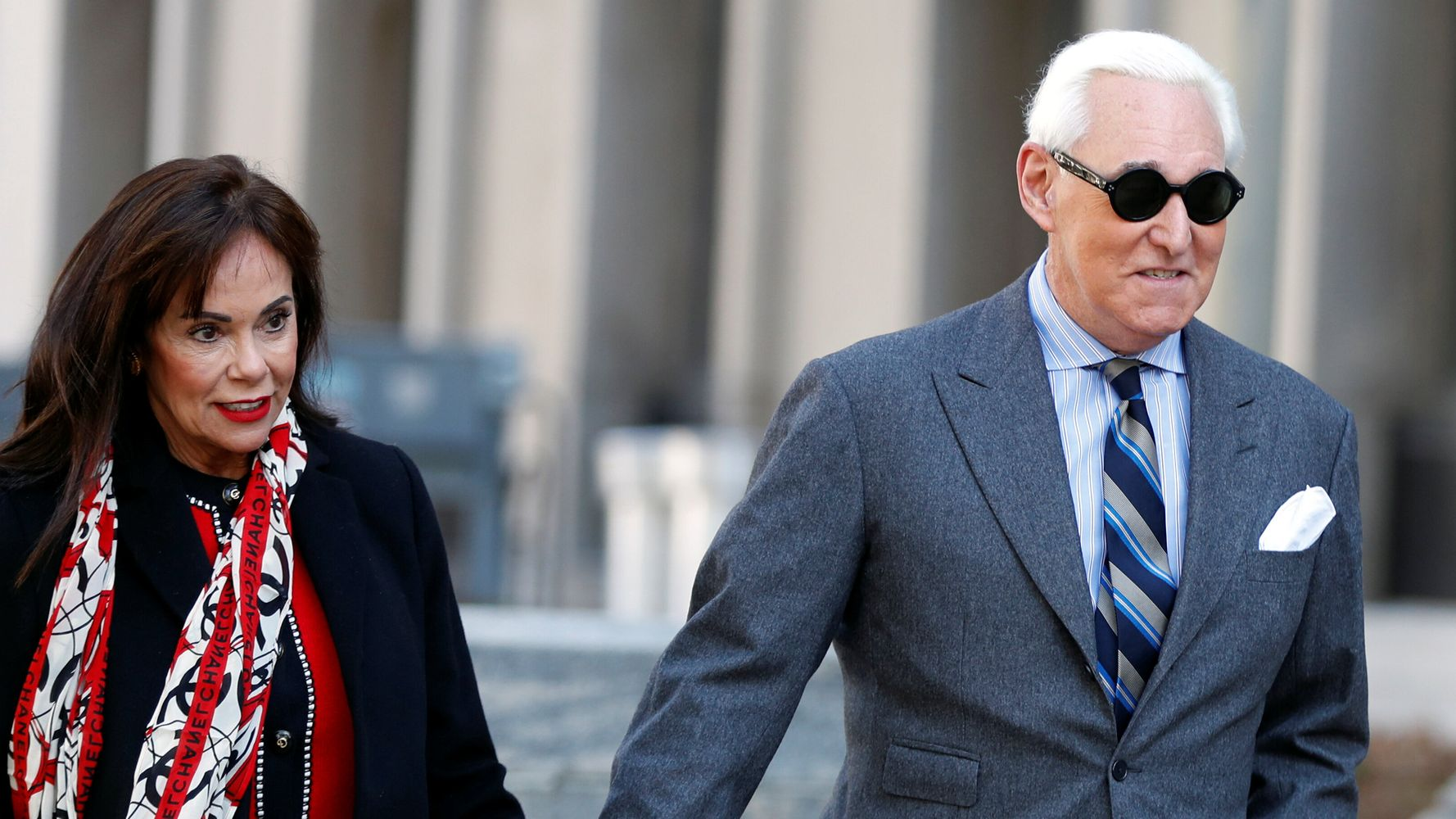 Roger Stone Guilty On Charges Of Lying To Congress