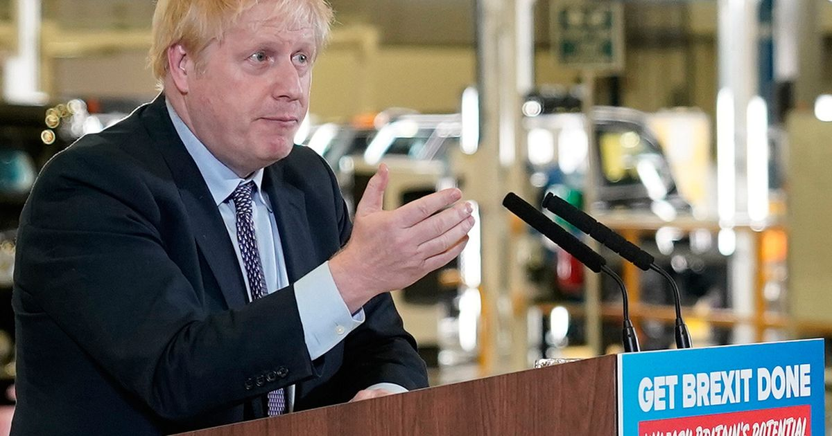 Boris Johnson's Unconvincing Explanation For Dropping A Reference To Masturbation From His Speech