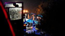 Σλοβακία: Τουλάχιστον 12 νεκροί σε σύγκρουση λεωφορείου με φορτηγό στον «δρόμο του