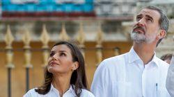 La imagen de Felipe VI en Cuba que más llama la atención: esta vez los ojos no están puestos en