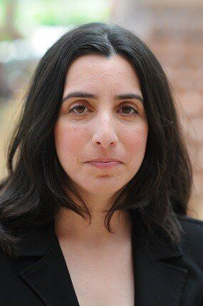 Amira Halperin, a UBC sociology research fellow, focuses on refugees in her work.