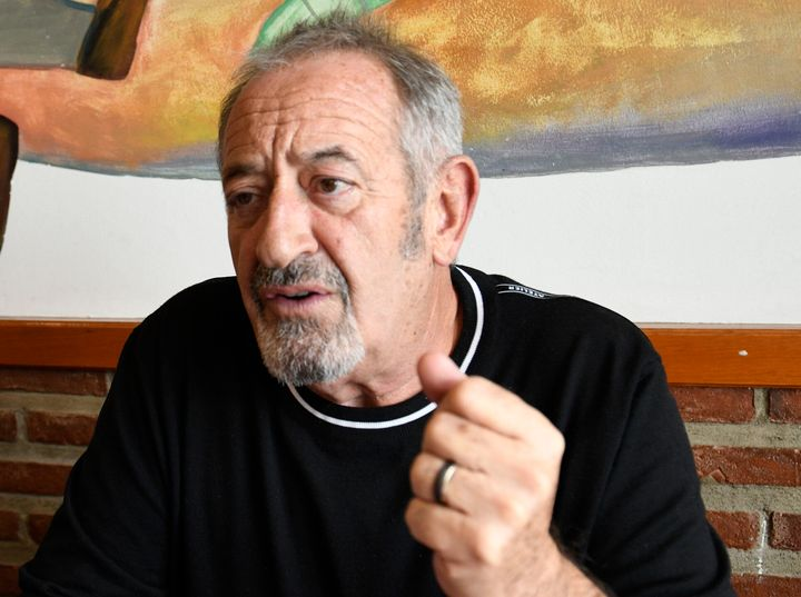 Karlos Arguiñano, durante la entrevista con 'El HuffPost Life'.