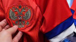 Sur les nouveaux maillots de l'équipe de foot russe, le drapeau a été dessiné...à
