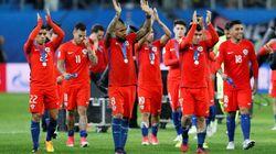 L'équipe de foot du Chili refuse de jouer un match