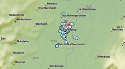 Un tremblement de terre ressenti à Strasbourg, le deuxième en 2