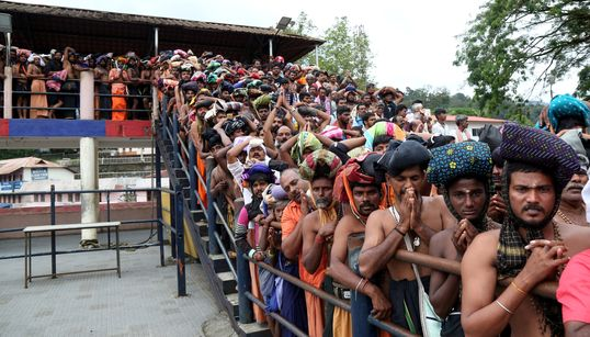 SC Refers Sabarimala Case To Larger Bench, Justices Chandrachud, Nariman