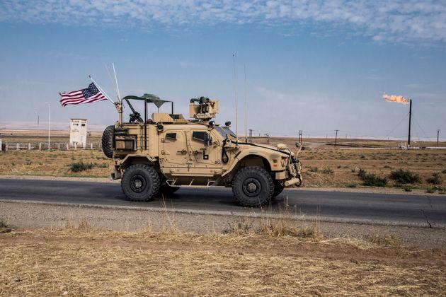 Στη Συρία θα παραμείνουν περίπου 600 Αμερικανοί